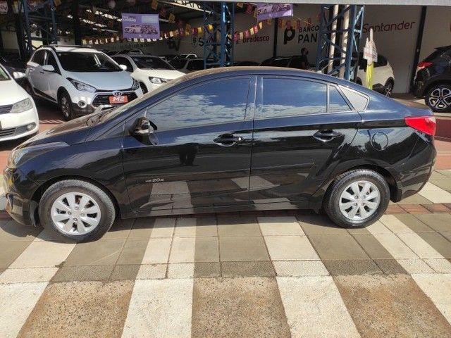 Hyundai hb20s 2014 1.6 comfort style 16v flex 4p automÁtico - Foto 5