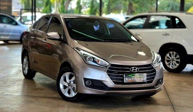 Hyundai HB20S HB20 Sedan Premium 2017 Automático Único Dono Todo Revisado