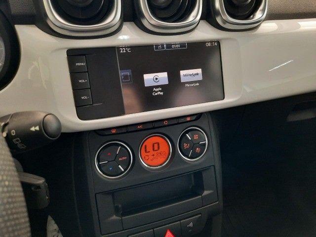 Ent. + 48x 899,00 - Citroen Aircross Shine 1.6 Automático - Top de linha - 58.000km - Foto 9
