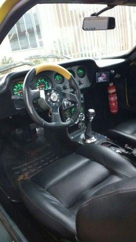 Vendo Puma GTE impecável troca por Hornet - Foto 5
