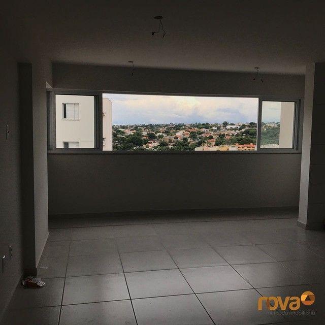 Apartamento à venda com 2 dormitórios em Setor negrão de lima, Goiânia cod:NOV236380 - Foto 3
