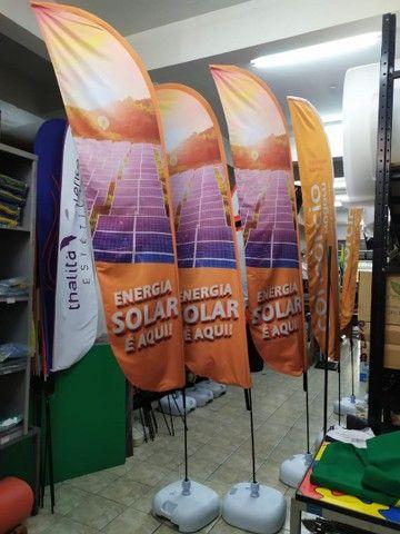Wind banner ou FLAG BANNER