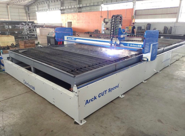 Mesas de Plasma CNC & Oxicorte - ArtecSM - Foto 2