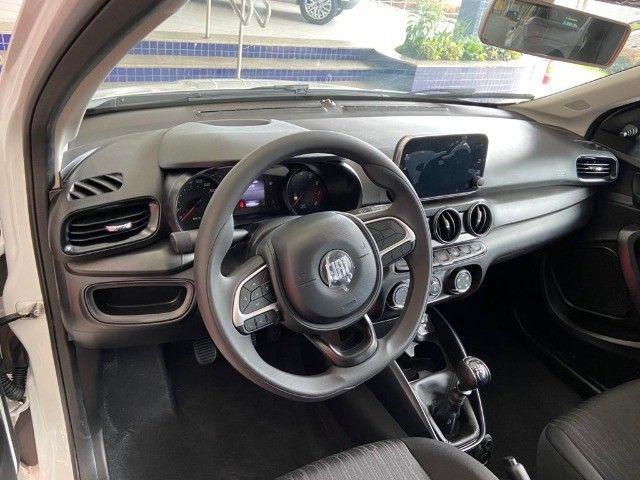 Fiat 0KM Argo Drive 1.0 2021/2021 - Branco R$ 65.840 - Foto 9