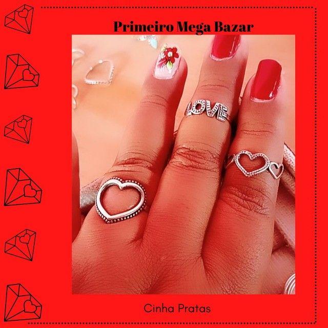 Anéis em Prata  - Foto 5
