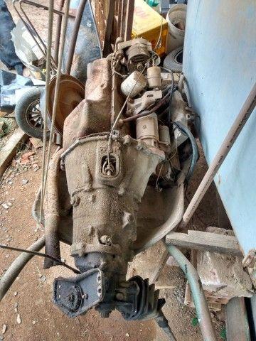 Vendo motor e caixa de Chevette 1.6 S 4marcha - Foto 4