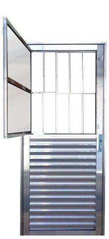 Porta de Aluminio e Janela de Aluminio - PREÇOS IMPERDÍVEIS!  - Foto 6