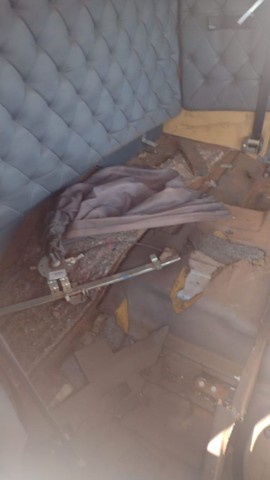 Cabine leito Ford cargo  - Foto 4