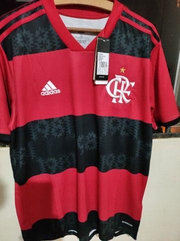 Camisa Flamengo 2021 - Foto 2
