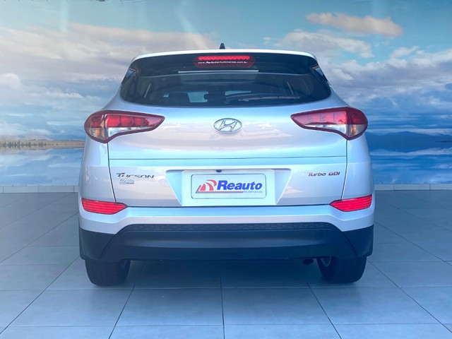 Hyundai Tucson GLS 1.6  - Foto 11
