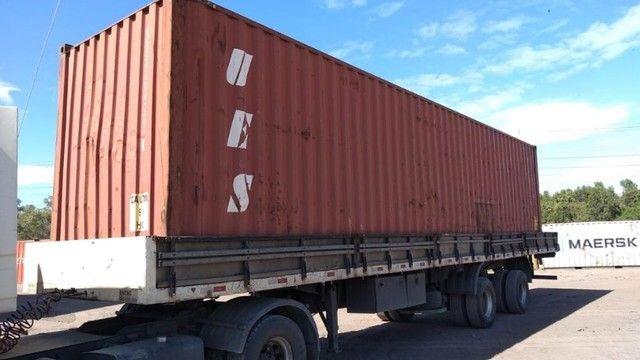 Container Dry e Reefer (Direto do Porto)