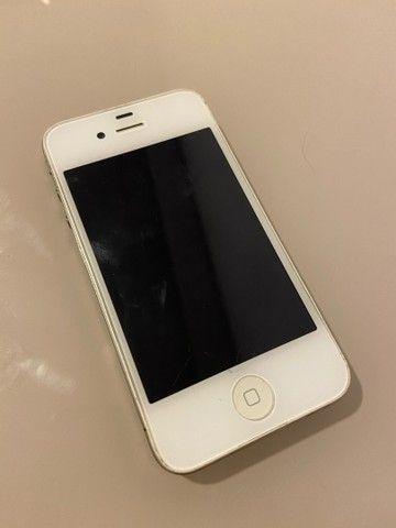 Vendo iPhone 4S 8GB Pra Peças!!