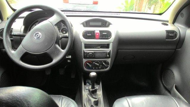 Impecável! Corsa Sedan 1.4 Econoflex 2008 - Foto 12