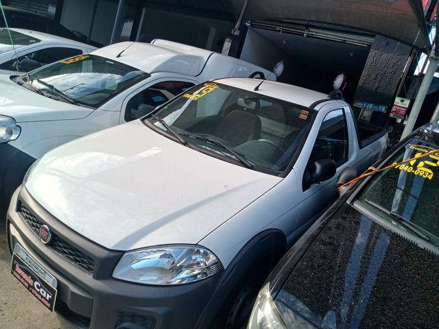 Fiat Strada working 1.4 completo, Aceito troca