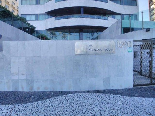 Apartamento com 4 quartos para alugar, 178 m² por R$ 10.564/mês - Boa Viagem - Recife/PE - Foto 13