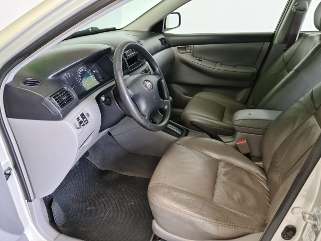 Toyota Corolla XLI 1.6 2008 automático - Foto 14
