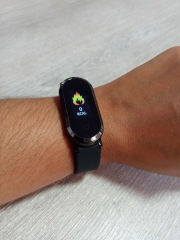 Relógio Smartwatch Tomate Bluetooth MTR-33 Preto - Foto 5