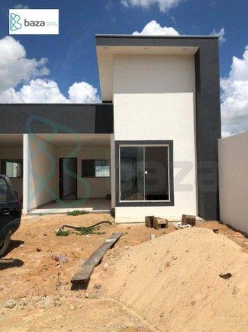 Casa com 3 dormitórios sendo 1 suíte à venda, 115 m² por R$ 350.000 - Residencial Paris -  - Foto 2