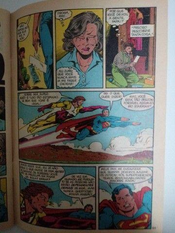 HQ do Super Homem & Starman - Faço ML. - Foto 6