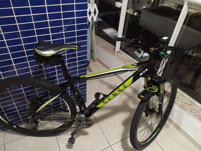 | Sense | 19 | Bicicleta | MTB | Bike | Full Alívio