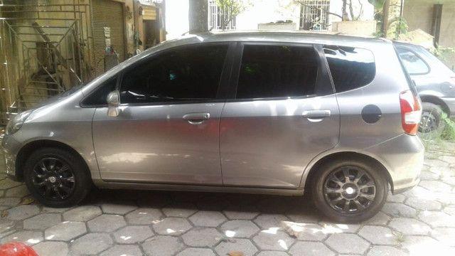 Honda Fit LX 1,4 gasolina 8v