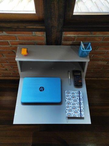 Escrivaninha X home Office - Foto 4
