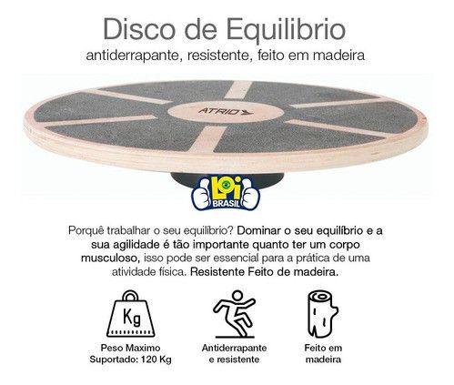 Disco de equibilibrio Fitness Atrio - Foto 2