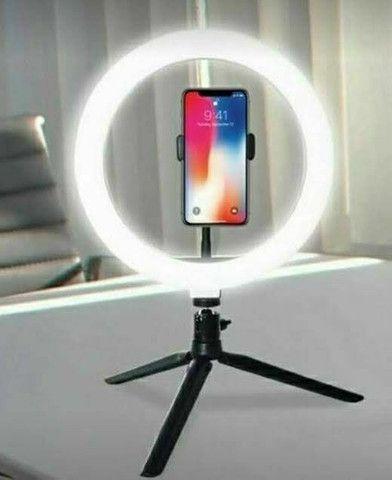 Iluminação para Fotos maquiagem vídeos ((Entrego)) Aparti de 69,90