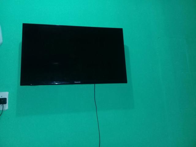 Tv com placa de video queimada!