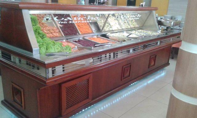 Buffet Modulado TOP