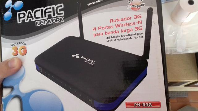 Router Pacific 300 mbps