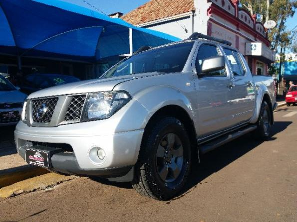 Nissan Frontier Nissan/Frontier Attack 4x2 CD - Ano 2012