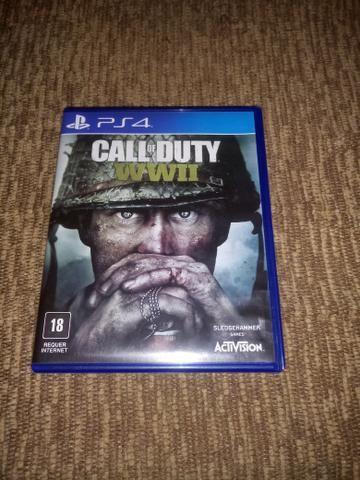 Vendo ou troco Calo of Duty WWII