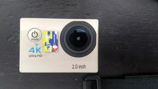 Camera sports