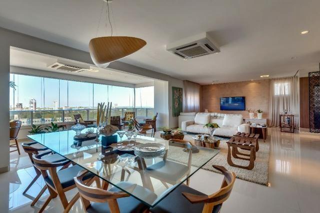 Apartamento 4 Suítes, 206 à 293 m² na 204 Sul - Residência Opus - Plano Rural - Foto 10