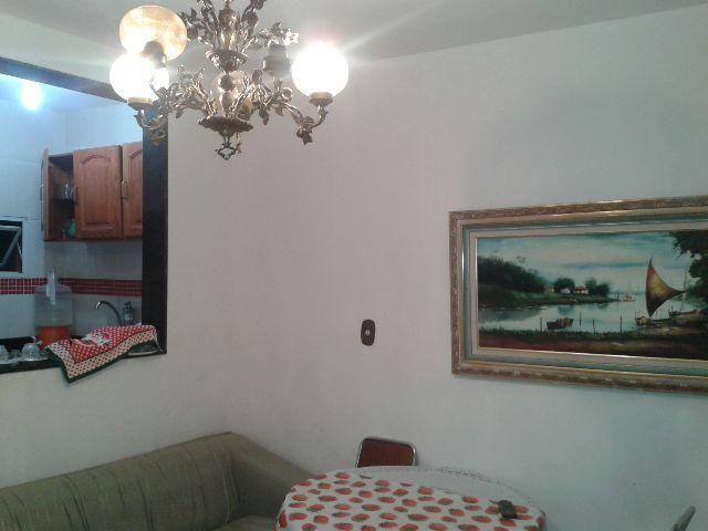 Apartamento Guarapari frente para o mar mobiliado