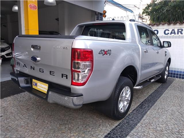 Ford Ranger 3.2 limited 4x4 cd 20v diesel 4p automático - Foto 3