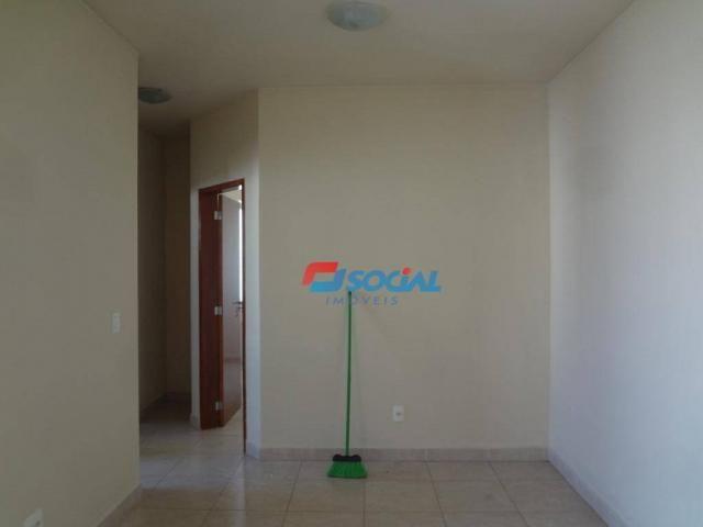 Garden Club, Apto 403 BL 11 para locação, Nova Esperança, Porto Velho. - Foto 5