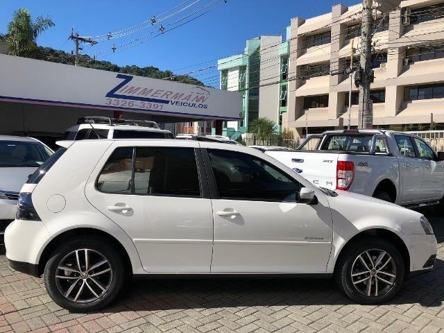 VW Golf 2.0 Sportline Automatico 2012 GNV Top de Linha - Foto 9