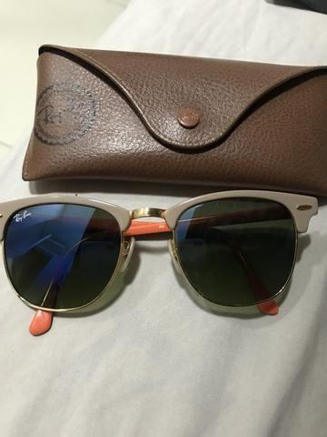 c09fce3d0 Óculos rayban espelhado original - Bijouterias, relógios e ...