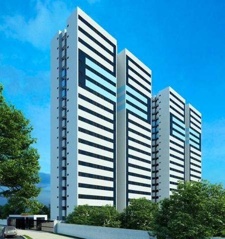 Apartamento 02 quartos com excelente estrutura no Barro Duro
