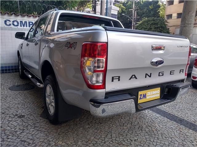 Ford Ranger 3.2 limited 4x4 cd 20v diesel 4p automático - Foto 4