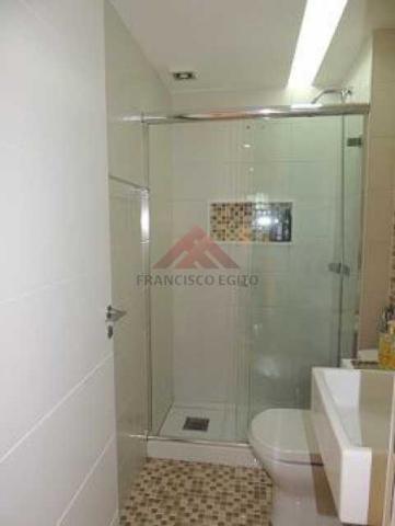Apartamento à venda com 3 dormitórios em Icaraí, Niterói cod:FE31287 - Foto 8