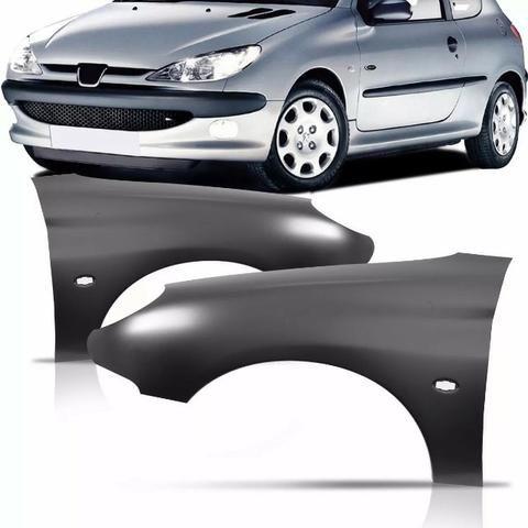 Paralama Peugeot 206 a partir 1999 a 2011 original