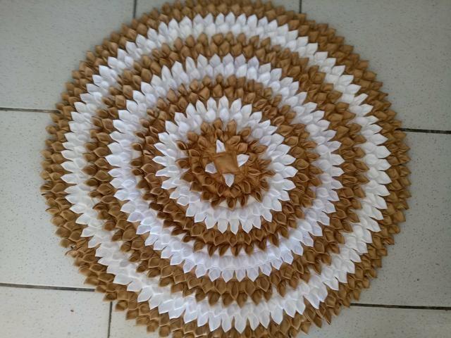 Tapetes de tecido