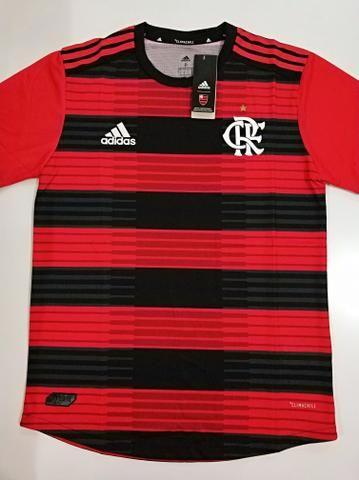 Camisa Flamengo I Player 18/19