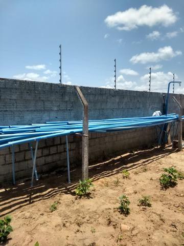 Cano para irrigação