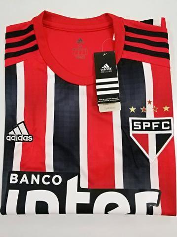 Camisa São Paulo Away 19/20 - Foto 2