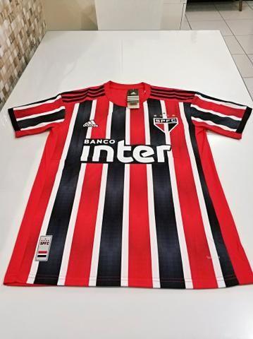 Camisa São Paulo Away 19/20 - Foto 4