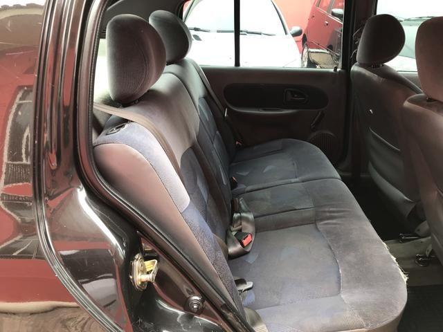Clio sedan 2003 1.6 RT completo - Foto 11